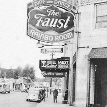 The Faust Hotel